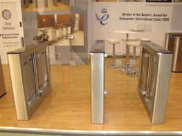 Fastlane Glassgate 250 uses glass barriers in conjunction with state of the art optical technology to provide a high throughput security gate. The bi-directional glass barriers are designed to work in a normally closed mode and open after a valid card or visit...