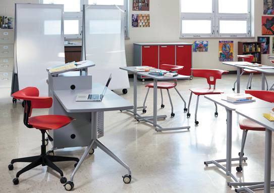 Ruckus - Task Chair by KI (UK) Ltd