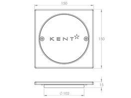 Kent KCO150/102 - Cleanout image