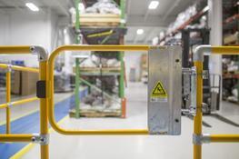 Self-Closing Safety Gates image