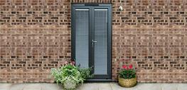 Aluminium French Doors image