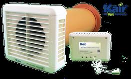 Kair Heat Recovery Room Ventilator K-HRV150 image