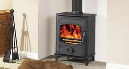 Graphite multi-fuel stoves image