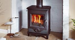 Precision multi-fuel stoves image