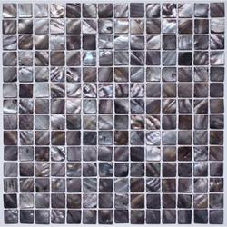 Grey Shell Mosaic image