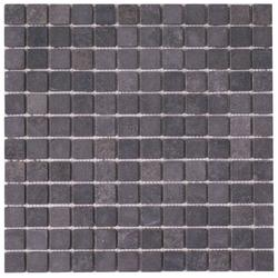 Dark Grey Natural Stone Mosaic image