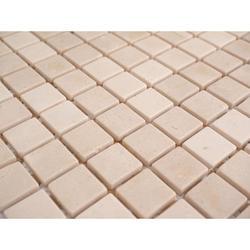 Cream Natural Stone Mosaic - Oceanic