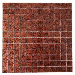 Copper Foil Glass Mosaic image
