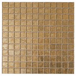 Gold Foil Glass Mosaic image