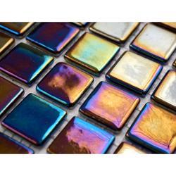 Petrol Black iridescent - Soft Edge - Oceanic
