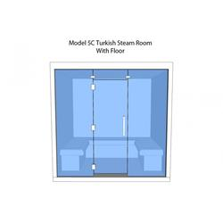 Model 5C Turkish Steam Room image