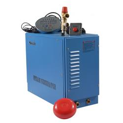 """A new generation steam generator with a host of advanced features.For commercial use including new energy saving """"Steam on Demand Function.   Important Note: If you are using this generator commercially you must use a water softener directly in front of the..."""