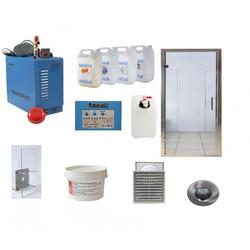 Essential Accessories Pack for your steam room   Light Duty Commercial Steam Room Kit includes   Light Duty generators are only suitable for use up to 20hrs a week. For Commercial Steam Rooms being used over 20hrs a week you must use a Heavy Duty Steam Gene...