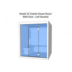 Model 3C Commercial Turkish Steam Room image