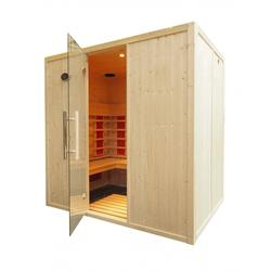 IR2030 Infrared Sauna Cabin L Benches image