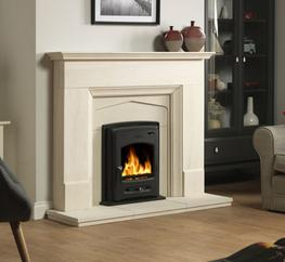 "Multi-fuel inset stove suitable for burning wood and manufactured smokeless fuels Defra-exempted to allow wood-burning in UK Smoke Control Areas Designed to be used in a standard 16/18"" fireplace opening Can be installed without a flue-liner in a suitable, g..."