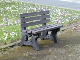 Irwell 2 Seater Garden bench image