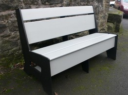 Niagara Bench - Outdoor Seating - NIAG0003 image