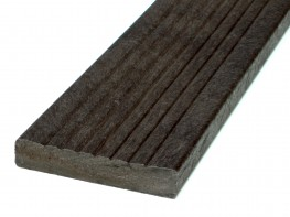 Recycled Mixed Plastic Lumber - Marine Decking - 150 x 27mm x 3.6m | Lumber Profile image