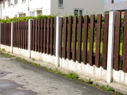 Recycled Mixed Plastic Boards 100 x 35 | Ultra | Fencing - Kedel Limited
