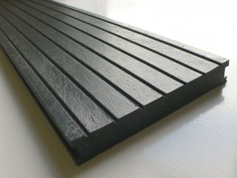 Recycled Mixed Plastic Decking 195 x 28 image