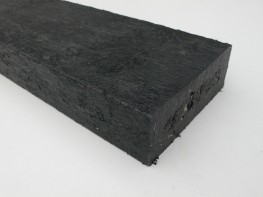 Recycled Mixed Plastic Profile/Plank | Rustic Finish | 100 x 38mm image