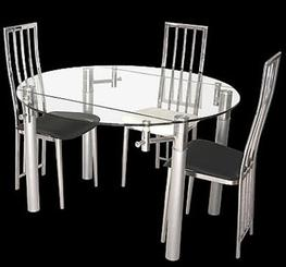 Alicia Extending Dining Table image