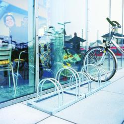 Floor-Mounted Cycle Racks image