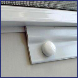 Aluminium Window Screen - Lift Out - Domestic/Light Commercial - Made to Measure - The Flyscreen Company Ltd