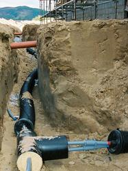 Pre-insulated Pipes For Heating image