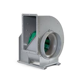 The GT-1 CENTRIMASTER direct-driven, single inlet centrifugal fans cover air flow rates up to 7 m3/s and pressure rises up to 2000 Pa. The fan series consists of centrifugal fans available with two types of impeller: – Forward-curved blades for the GTLF fans...