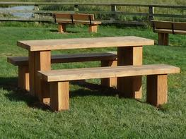 Verdyn Picnic Table and Benches image
