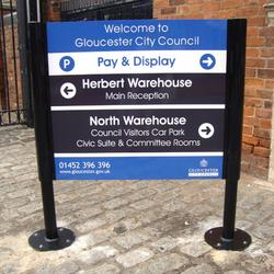 Custom manufactured in any size, shape or material Freestanding, wallmounting and fence mounting options Printed and engraved graphics as required Delivered in 8 weeks* 1 year manufacturers warranty...