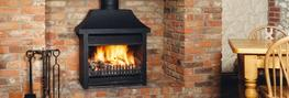 The traditional styling of the Tortoise Freestanding Firebox, available in the widest selection of sizes and heat outputs, is perfectly suited to inglenooks, larger fireplace recesses or as a standalone feature. There is no doubt that large, existing fire open...