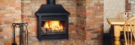 Freestanding Open Fires – The Tortoise Firebox image
