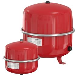 Cubex 8 - 80, expansion vessels are suitable for use in For sealed heating and chilled water (cooling) installations.  When the temperature in the installation rises, the system water will expand. The expansion water is stored temporarily in the expansion vess...