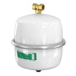 The Airfix D expansion vessels, which can be used in storage boiler systems and pressure boosting systems, operate in such a way that the water flows right through and they are continuously flushed with fresh water from the mains. This prevents tepid, stagnant...