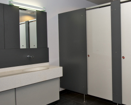 Essence cubicles represent excellent value for money, combining a wide range of décors with the quality and aesthetics that are synonymous with Grant Westfield washroom systems. Each set of cubicles is made-to-measure, ensuring the end appearance is beyond th...