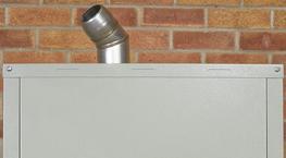 Vortex Eco Range External Wall Hung Models image