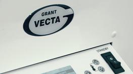 Vecta condensing internal wood pellet boiler range image