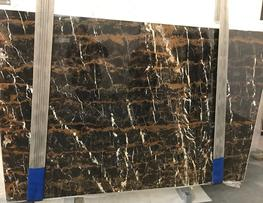 Black And Gold Marble image
