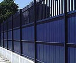 Hadleys Ultra Secure Palisade Fencing image