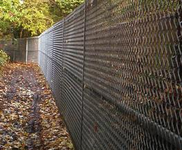Fast Guard Expanded Metal Security Mesh Fencing image