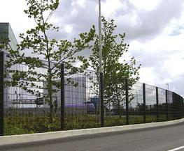 Twin Guard Security Mesh Fencing image