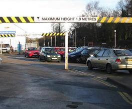 Height Restriction Barriers image