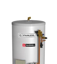 StainlessLite Pre-Plumbed Indirect image