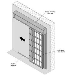 CSL0127 ASTM Sliding Cell Gate image
