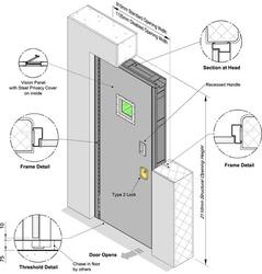 CSL0301 Surgeon / Medical Door image