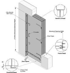 CSL0309 Armoury Door image