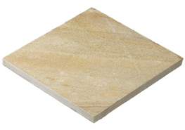 Donegal quartzite paving has a naturally riven surface and is sawn on all sides. This attractive paving is a mixture of silvery grey and golden tones and is ideal for use both internally and externally.  Donegal paving has a natural slip resistant surfaceâ€...